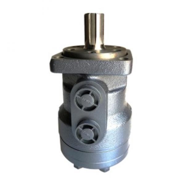 Parker F11 Series Hydraulic Motor F11-150-Mf-Cn-K #1 image