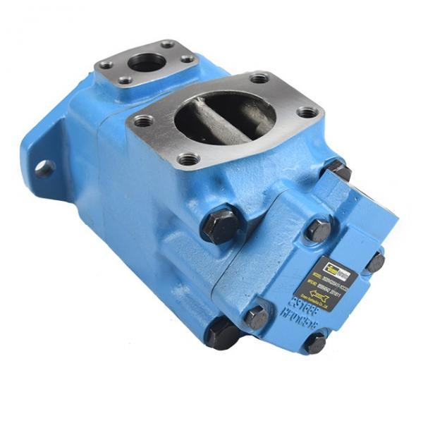 Rexroth A7VO axial piston variable pump hydraulic plunger pump #1 image