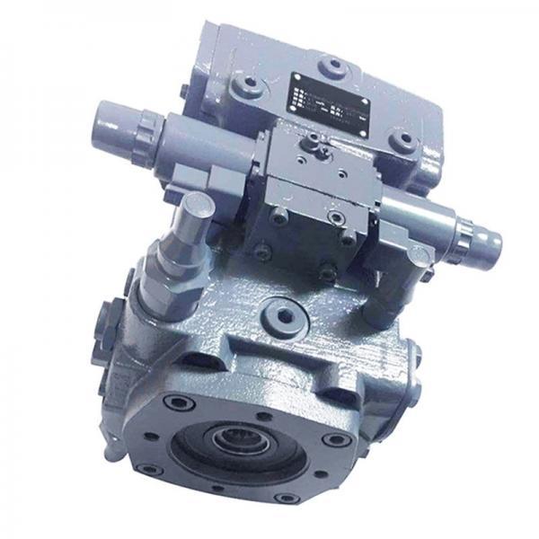 High Quality oil vane vacuum pump Low Noise Yuken Pv2R Hydraulic Vane Double Pump #1 image