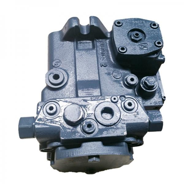 Parker F11 Series Hydraulic Motor F12-040-Mu-Th-T-000 #1 image